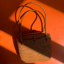 Load image into Gallery viewer, Vintage Basket Bag