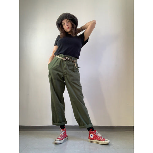 60s/70s US Army OG-507 Trousers