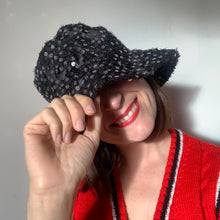 Load image into Gallery viewer, Sequin Bucket Hat