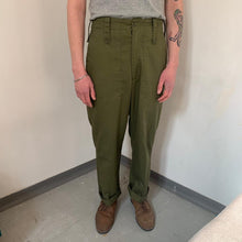 Load image into Gallery viewer, Vintage British Military Trousers