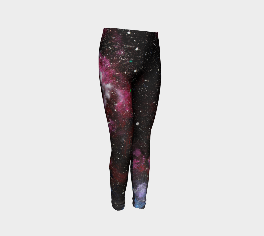 Galaxy Kids Leggings