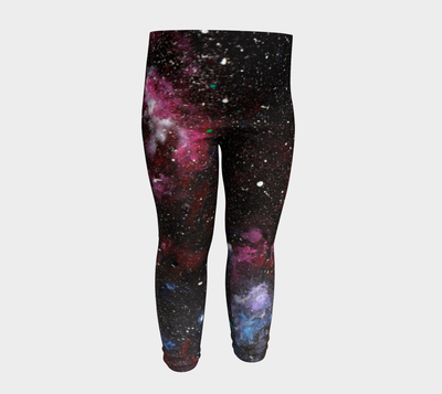 Galaxy Toddler Leggings