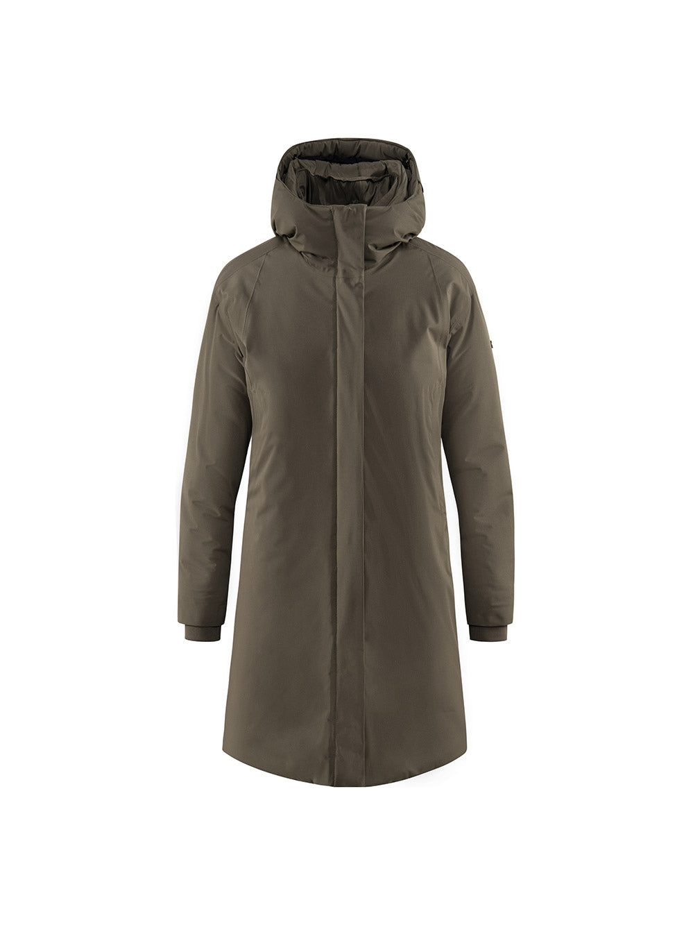Scandinavian Edition Women's Shield Dark Olive Jacket