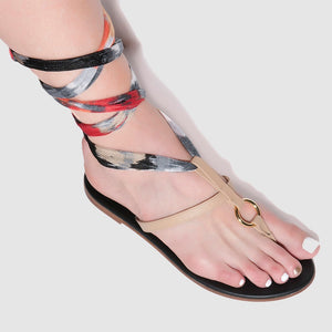 Night Heron Sandals