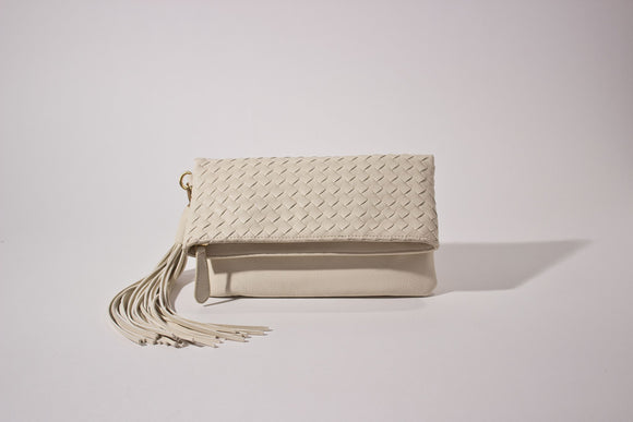 Love Foldover Clutch