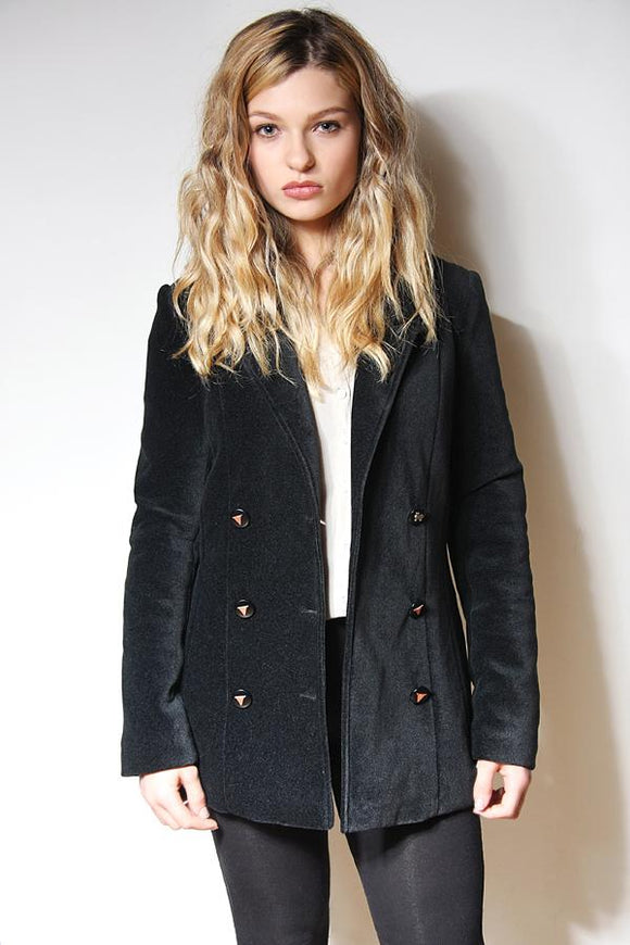 Traveller Velveteen Coat