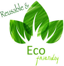 Re-Usable Eco Friendly Products