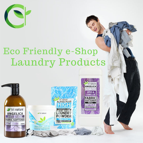 Eco Friendly eShop Laundry Products