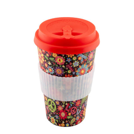 The Hippie Bamboo Reusable Cup