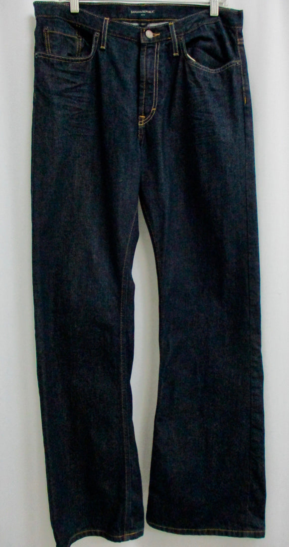 Banana Republic - Men's Blue Jeans (New w/o tags)
