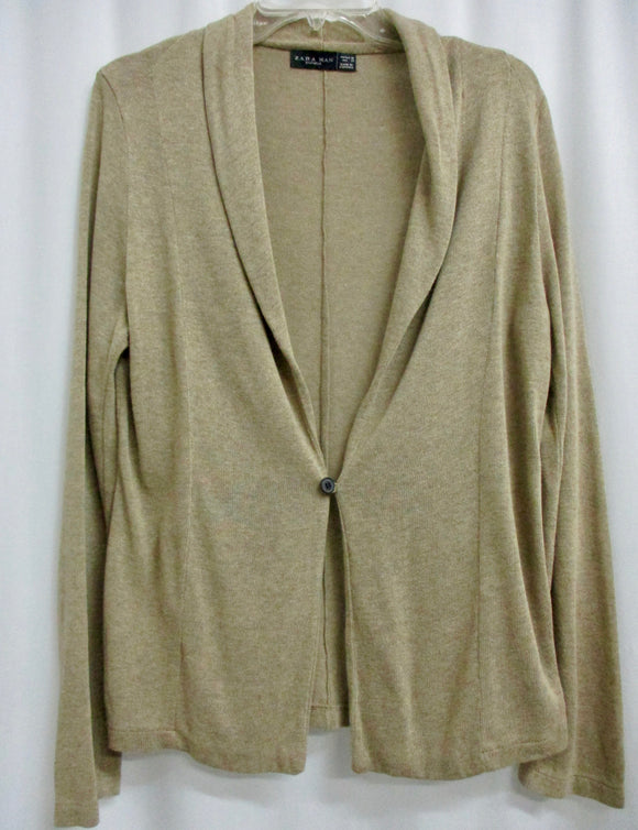 Zara Man - Knit Cardigan Sweater (Pre-owned)