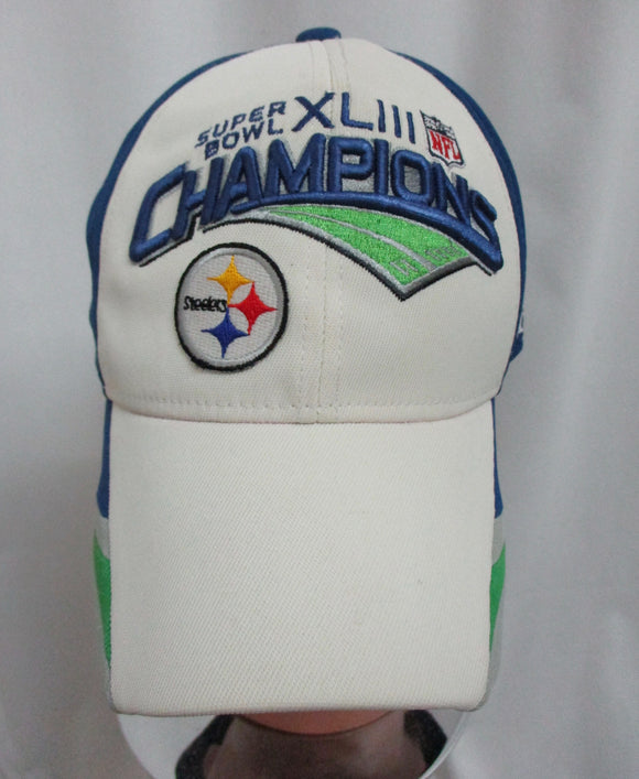 Super Bowl XLIII - Baseball Cap  (New w/sticker, no tag)