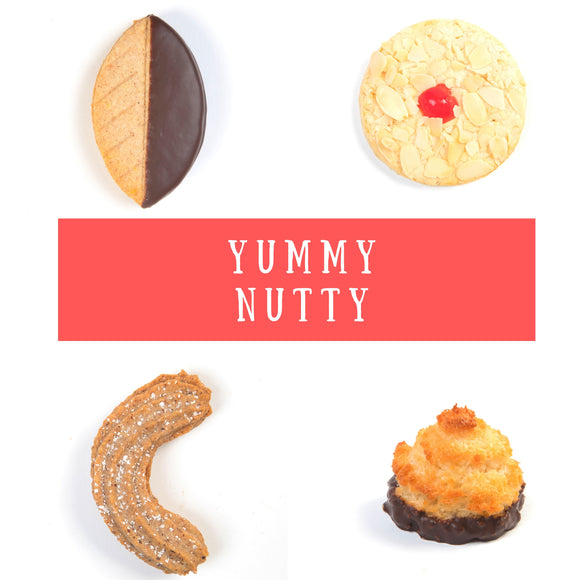 Yummy Nutty