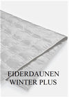 EIDERDAUNEN BETTDECKE WINTER PLUS