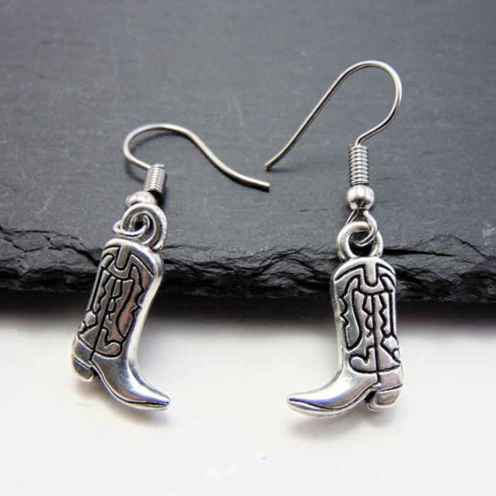 Western Cowgirl Earrings