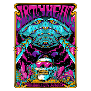 Orlando, FL 5/11/19 Show Poster (Signed & Unsigned)