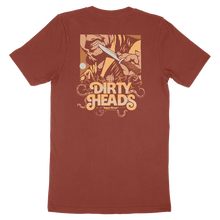 Load image into Gallery viewer, Heartbreaker Tee (Rust)