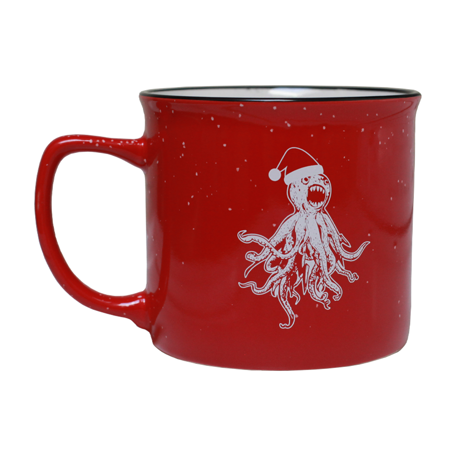 Holiday Octopus Mug