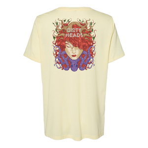 DH Throwback - Octogirl Ladies Relaxed V-Neck
