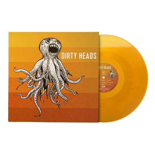 Dirty Heads Limited Orange Vinyl - Dirty Heads