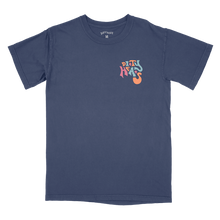 Load image into Gallery viewer, Pool Scene Tee - Navy Blue