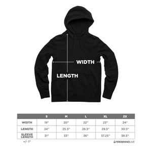 High & Shy Pullover Hoodie