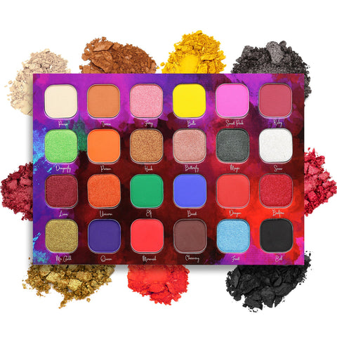 Enchanted Palette