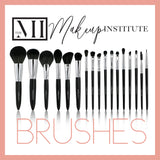 MI Professional Makeup Brush Set 17pcs