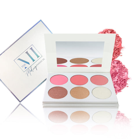 Blush & Glow Palette 2-in-1