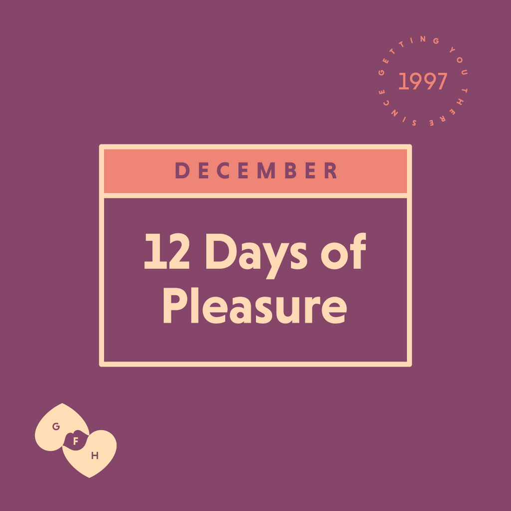 12 Days of Pleasure