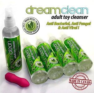 Dream Clean All Natural Toy Cleaner
