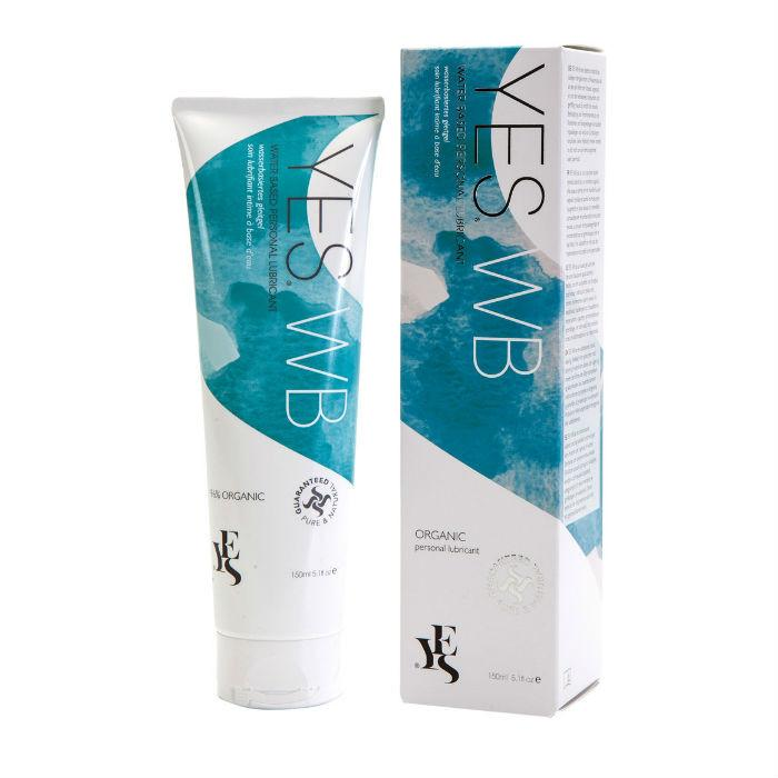 YES WB Water-Based Organic Lubricant