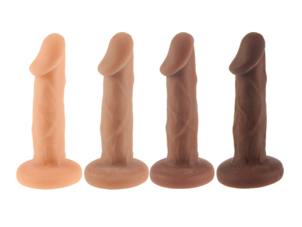New York Toy Collective Shilo Silicone Dildo