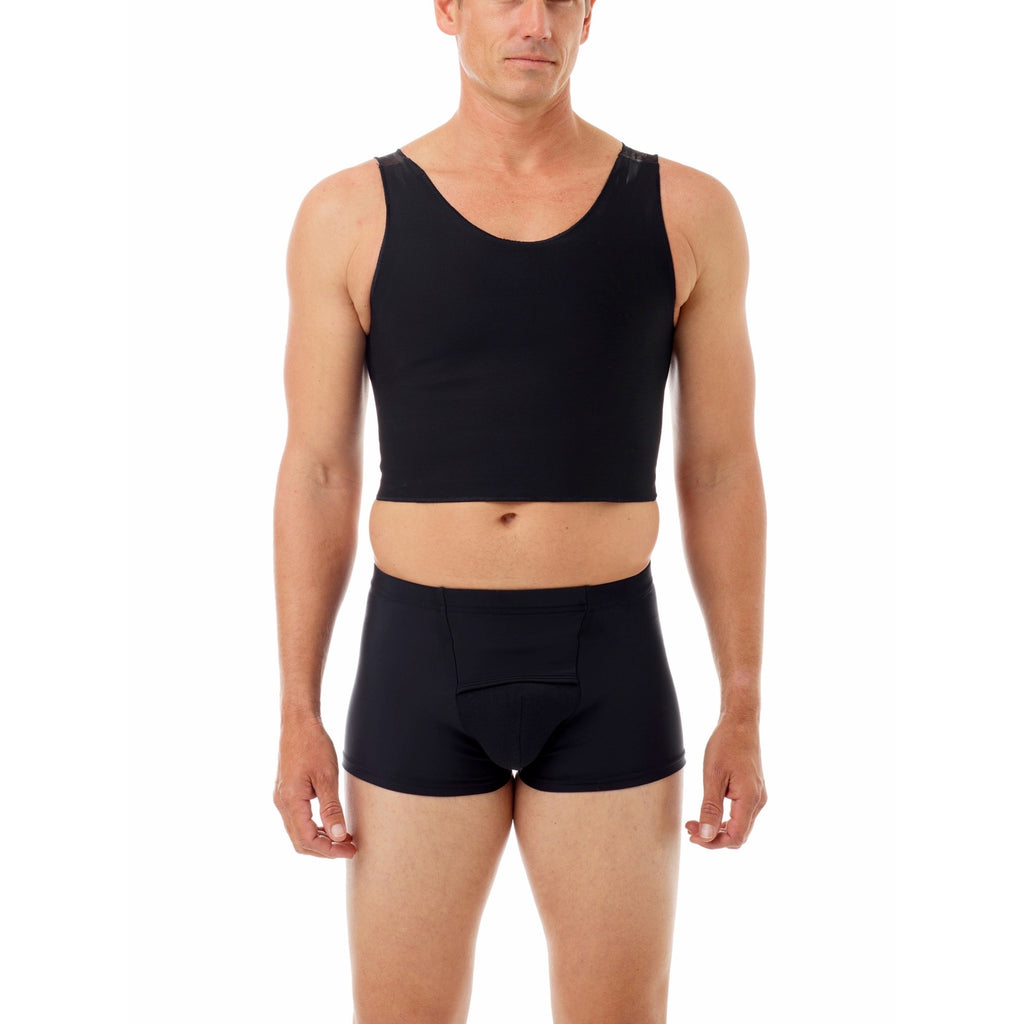 Underworks Tri-Top Chest Binder