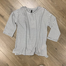 Load image into Gallery viewer, Staple The Label Oceania Stripe Tee WHITE/NAVY STRIPE