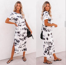 Load image into Gallery viewer, Love Lily The Label Maddy Tee Dress WHITE