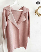 Load image into Gallery viewer, Ebby And I Cardigan PINK