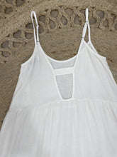 Load image into Gallery viewer, Sunny Girl Dress WHITE