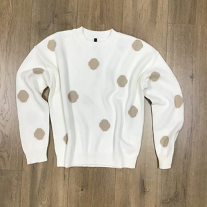 Staple The Label Polka Sweater MULTI