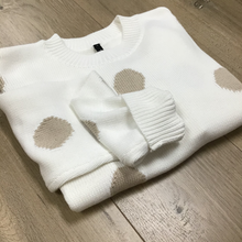 Load image into Gallery viewer, Staple The Label Polka Sweater MULTI
