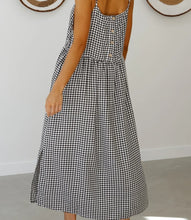 Load image into Gallery viewer, One Two Melbourne Maxi GINGHAM