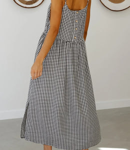 One Two Melbourne Maxi GINGHAM