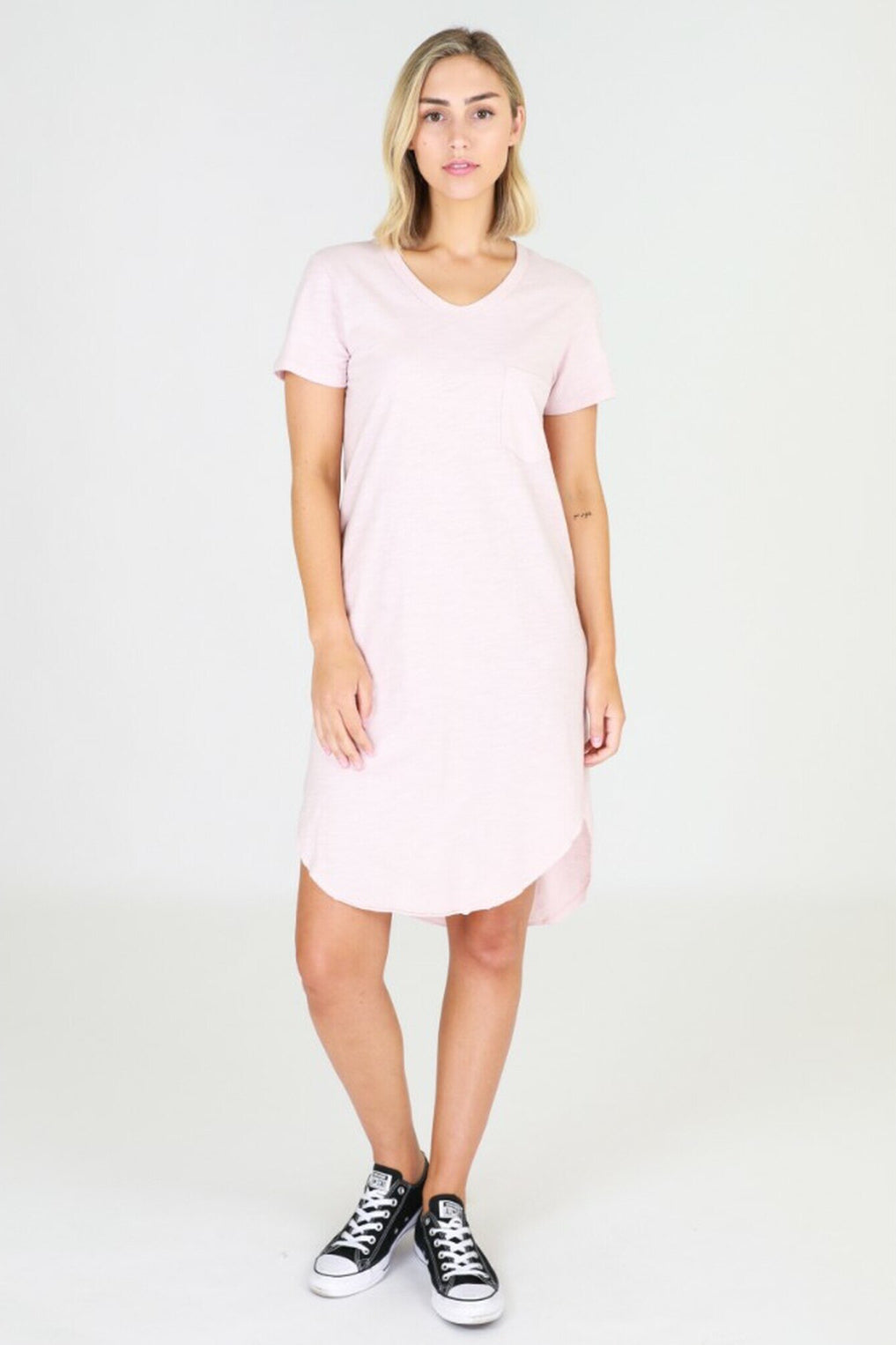 3rd Story Milly Dress BLUSH MARLE