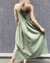 Load image into Gallery viewer, One Two Melbourne Maxi KHAKI