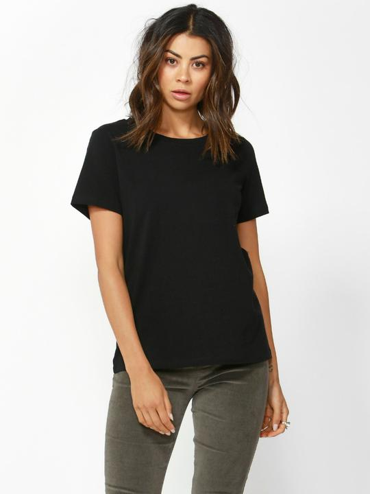 Betty Basics Cara Tee BLACK