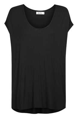 Eb & Ive Ruma Top BLACK