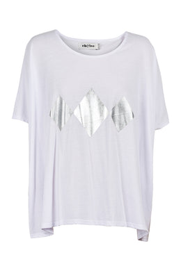 Eb & Ive Sable Tshirt SALT