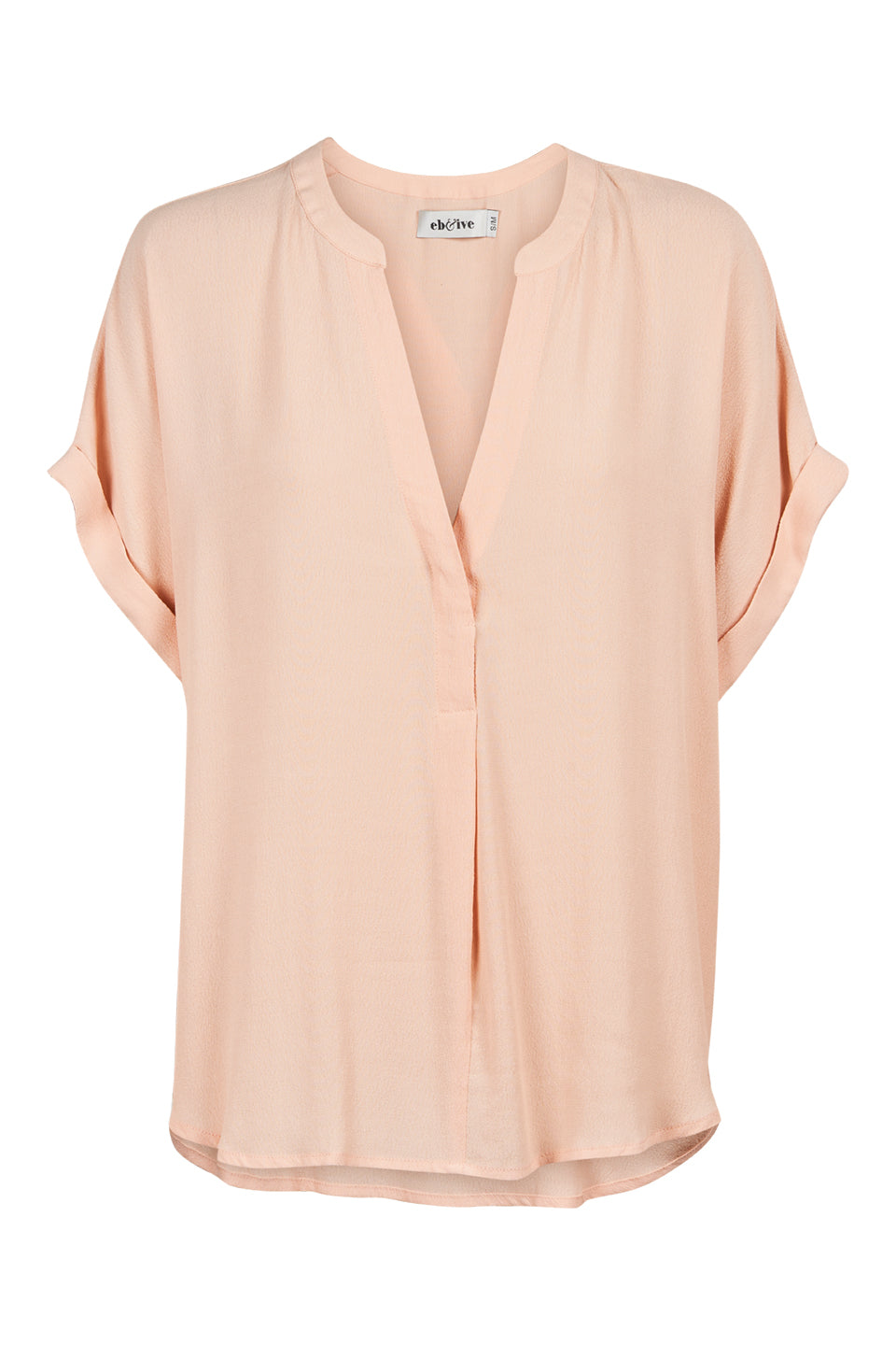Eb & Ive Savannah Blouse BLUSH