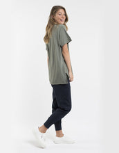 Load image into Gallery viewer, Foxwood Nitehawk Tee KHAKI