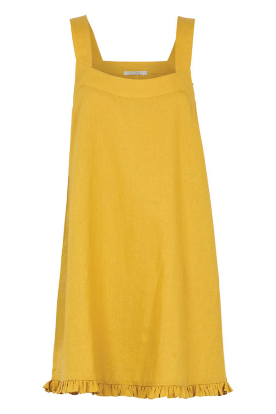 Haven Puglia Tank Dress SAFFRON